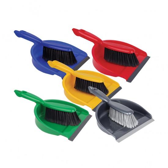 Professional Dustpan & Brush Set Soft