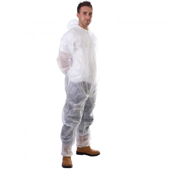 Disposable PP Non-woven Coverall