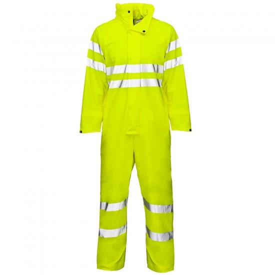 Storm-Flex HI Vis Yellow Coverall
