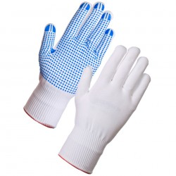 Seamless PVC Dot Assembly Glove