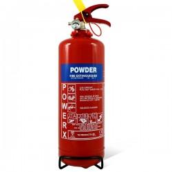 EXP2 Fire Extinguisher 2KG ABC Powder