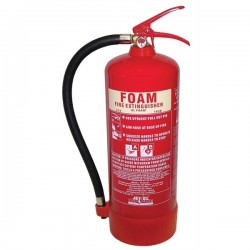 PowerX Fire Extinguisher 6 Litre AFFF Foam