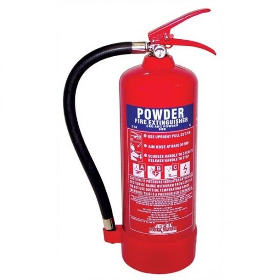 6KG ABC Powder