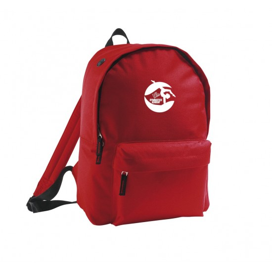 SOL'S Rider Backpack with NL Gymnastics Logo