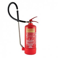 PowerX Fire Extinguisher 6 Litre Wet Chemical