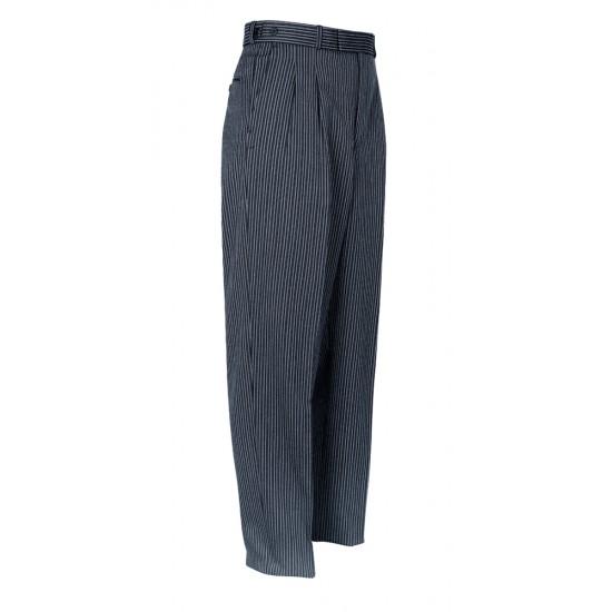 Brook Taverner Striped Trouser