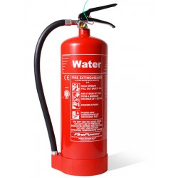 PowerX Fire Extinguisher 6 Litre Water Spray