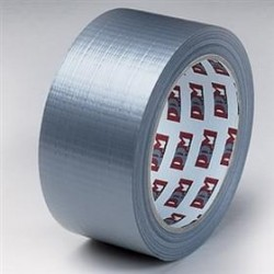 Duct Tape 50 Metres  - Silver or Black
