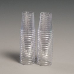 Plastic Shot Glasses 3cl (1000 case)