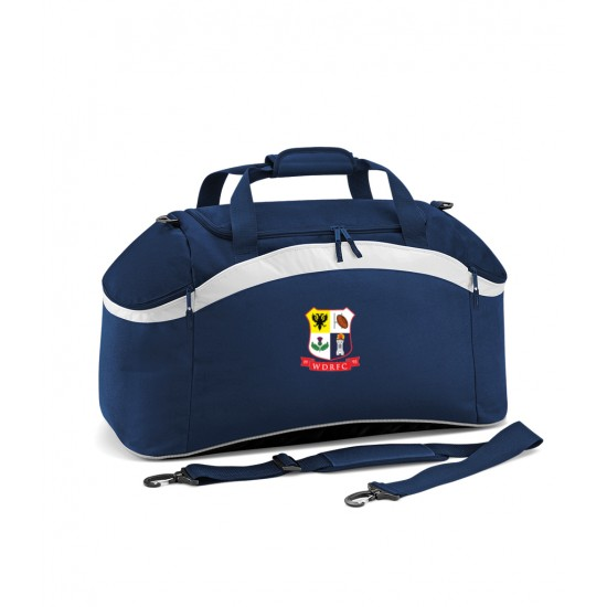 BagBase Teamwear Holdall with WDRFC Logo
