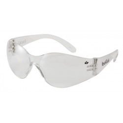 Bolle Bandido Polycarbonate Spectacles Clear BOBANCI