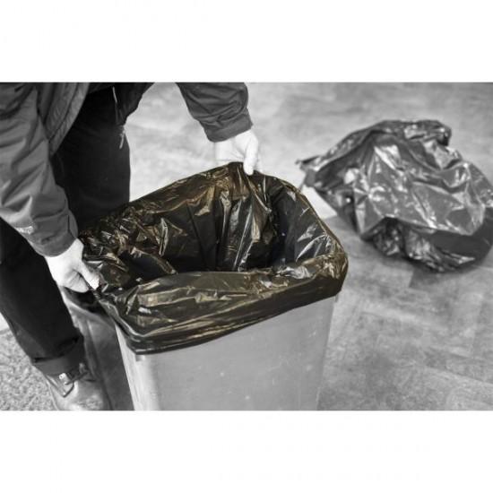 Black Refuse Sacks - Medium Duty (200 box)