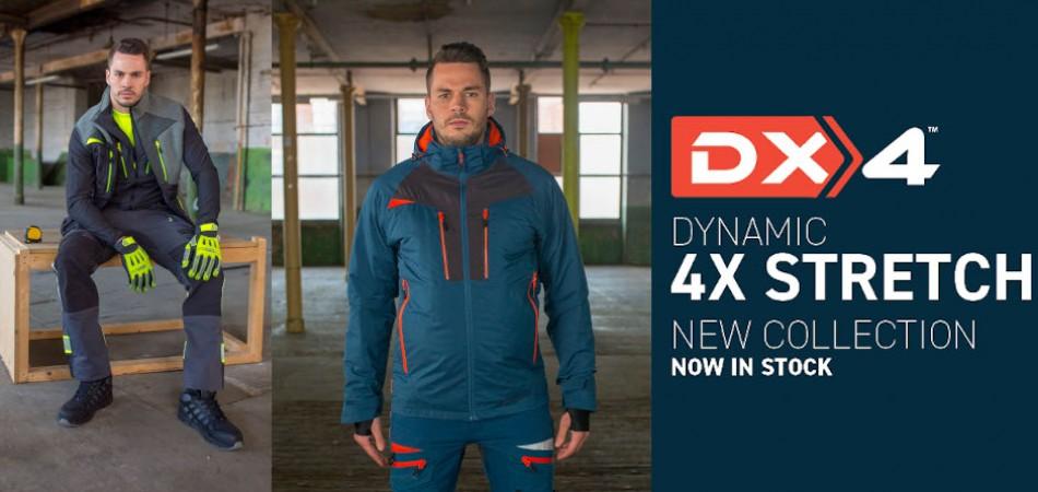 Portwest DX4 Stretch Workwear