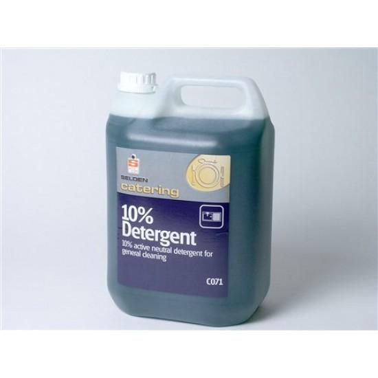 10% Detergent 5 litres