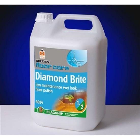 Diamond Brite Low Maintenance Floor Polish 5 Litres