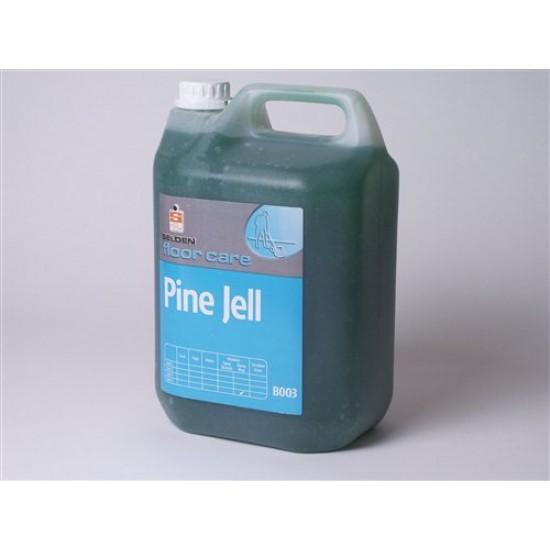 Pine Jell Floor Cleaner 5 Litres
