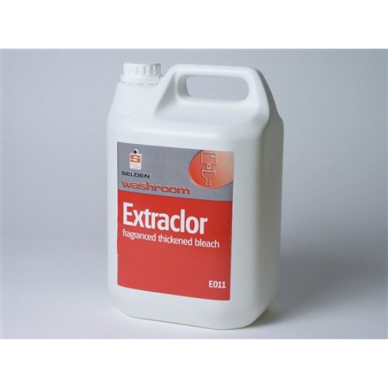 ACT Extraclor Fragrant Thick Bleach 5 litres