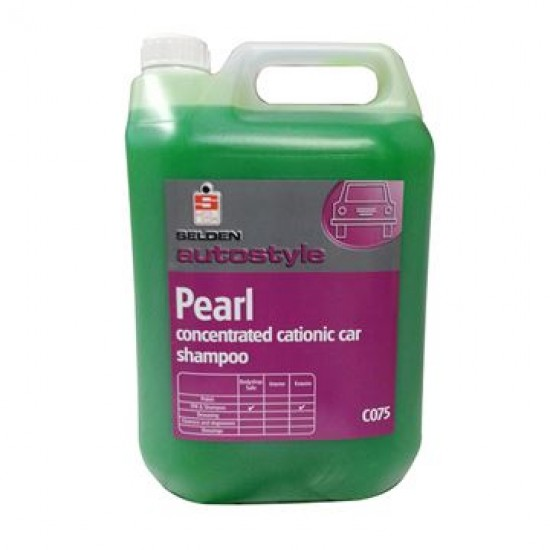 Pearl Concentrated Car Shampoo 5 litres