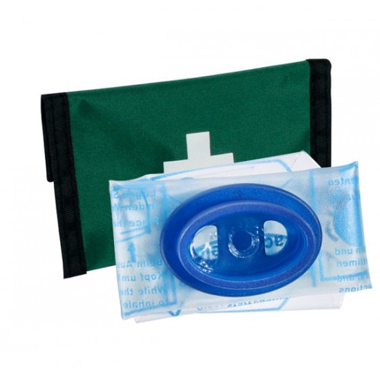 Resuscitation kit with Pouch