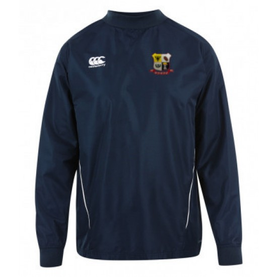 Canterbury Kids Team Contact Top with WDRFC logo