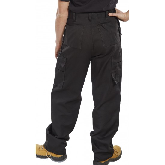 Click Premium Multi Pocket Trousers