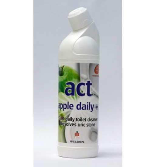 Act Apple Stainless Steel Toilet Cleaner 1 litre