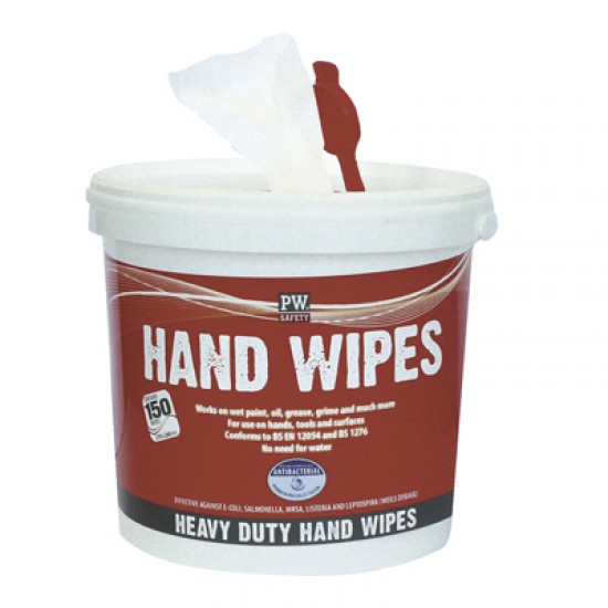Hand Wipes (150 Tub)