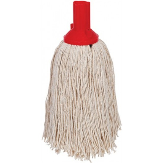 Exel Socket Mop Head. 200 grams (Colour Coded)