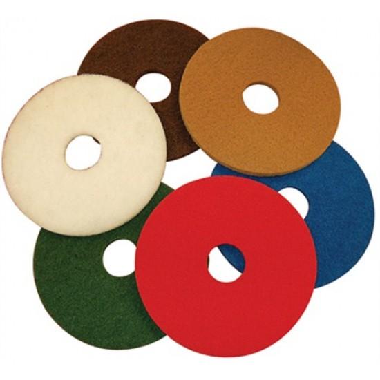 """Floor Maintenance Pads 20 """" (various colours)"""