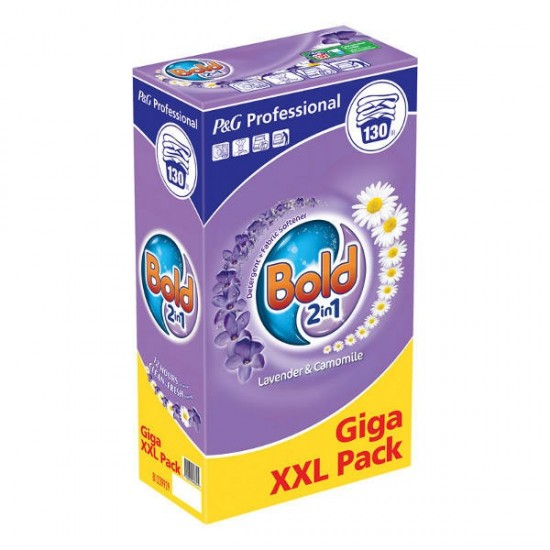 Bold Advanced Washing Powder 130 Wash (8.45kg)