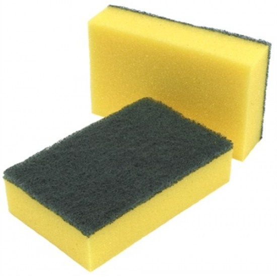 Caterers Sponge Scourers (pack of 10)