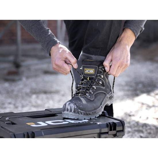 JCB Backhoe Composite Safety Boots