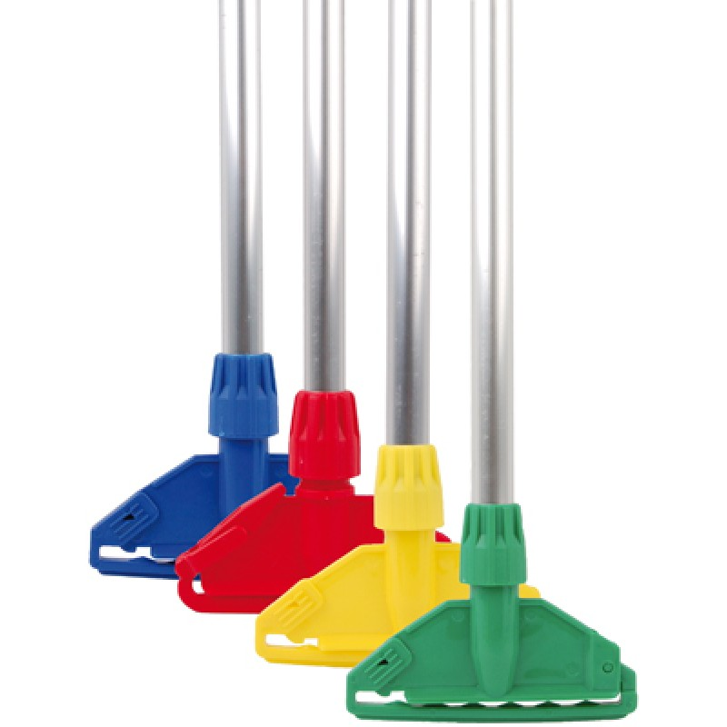 Alloy Handle For Kentucky Mop With Fitting Colours