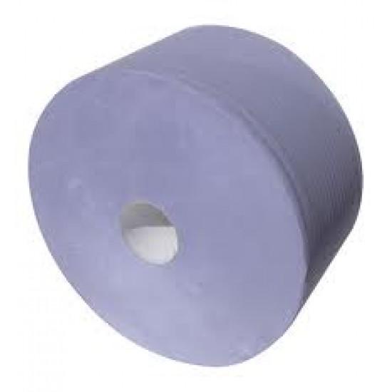 3-ply Blue Jumbo Roll (1 roll)