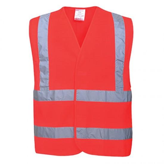 Portwest Hi-Vis Two Band & Brace Vest