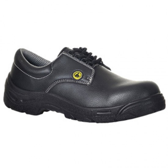 Portwest Composite lite ESD Laced Safety Shoe S2