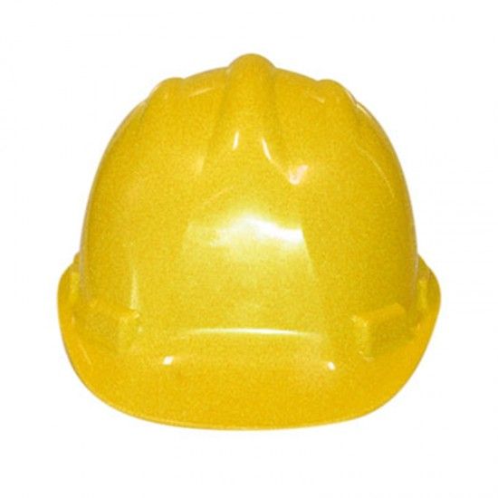 PortWest Mens Portwest Abs Safety Helmet Royal Blue//White//Yellow PW51