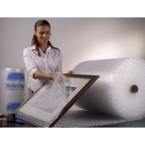 Bubble Wrap 750mm x 100m (2 pack) small bubbles