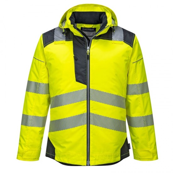 Portwest PW3 HI-Vis Winter Jacket