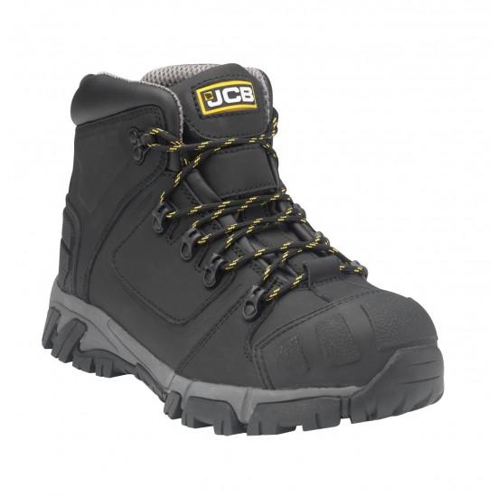 JCB X-Series Black Safety Boots