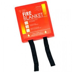 Fire Blanket 1.2 X 1.2