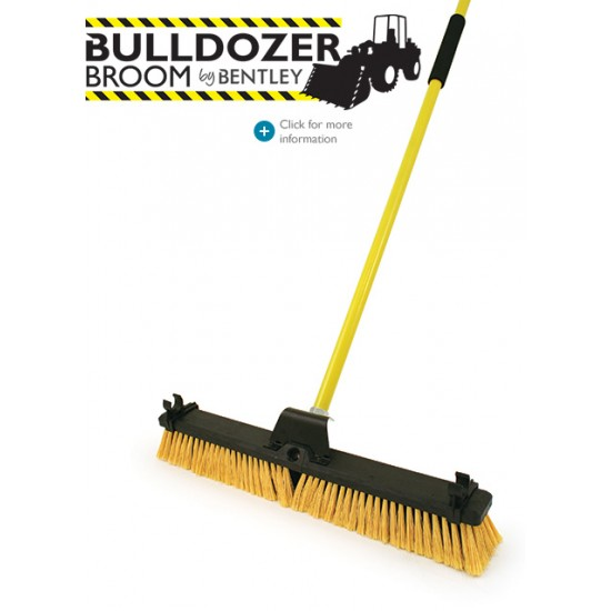 "Bulldozer Broom/Brush 24"" Yard"
