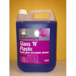 Glass and Plastic Cleaner 5 litres
