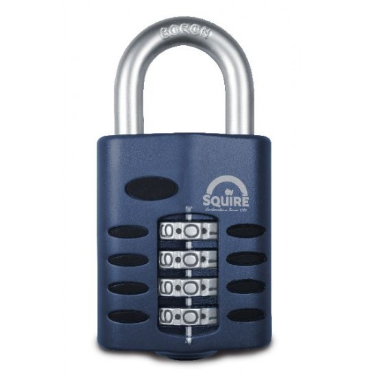 Squire Re-codeable Combination Padlock 50mm