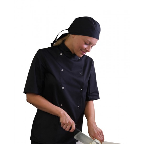 AFD Chef Jacket Press Stud