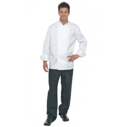 Chef Jacket Long Sleeve Poly