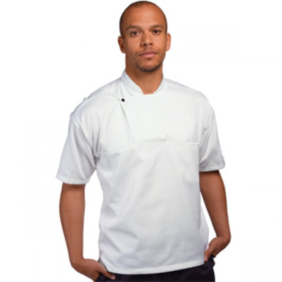 AFD Chef Tunic Press Stud