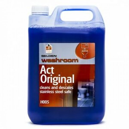 Act Original Stainless Steel Toilet Cleaner 5 litres