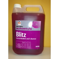 Blitz Concentrated Acid Cleaner 25 litres