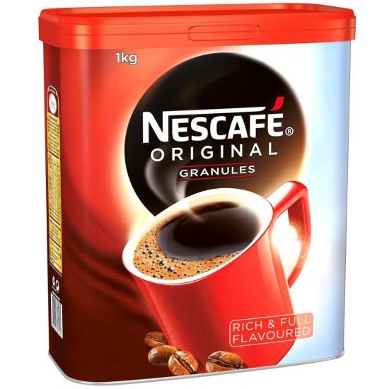 NESCAFÉ Original Coffee Granules Tin 1kg